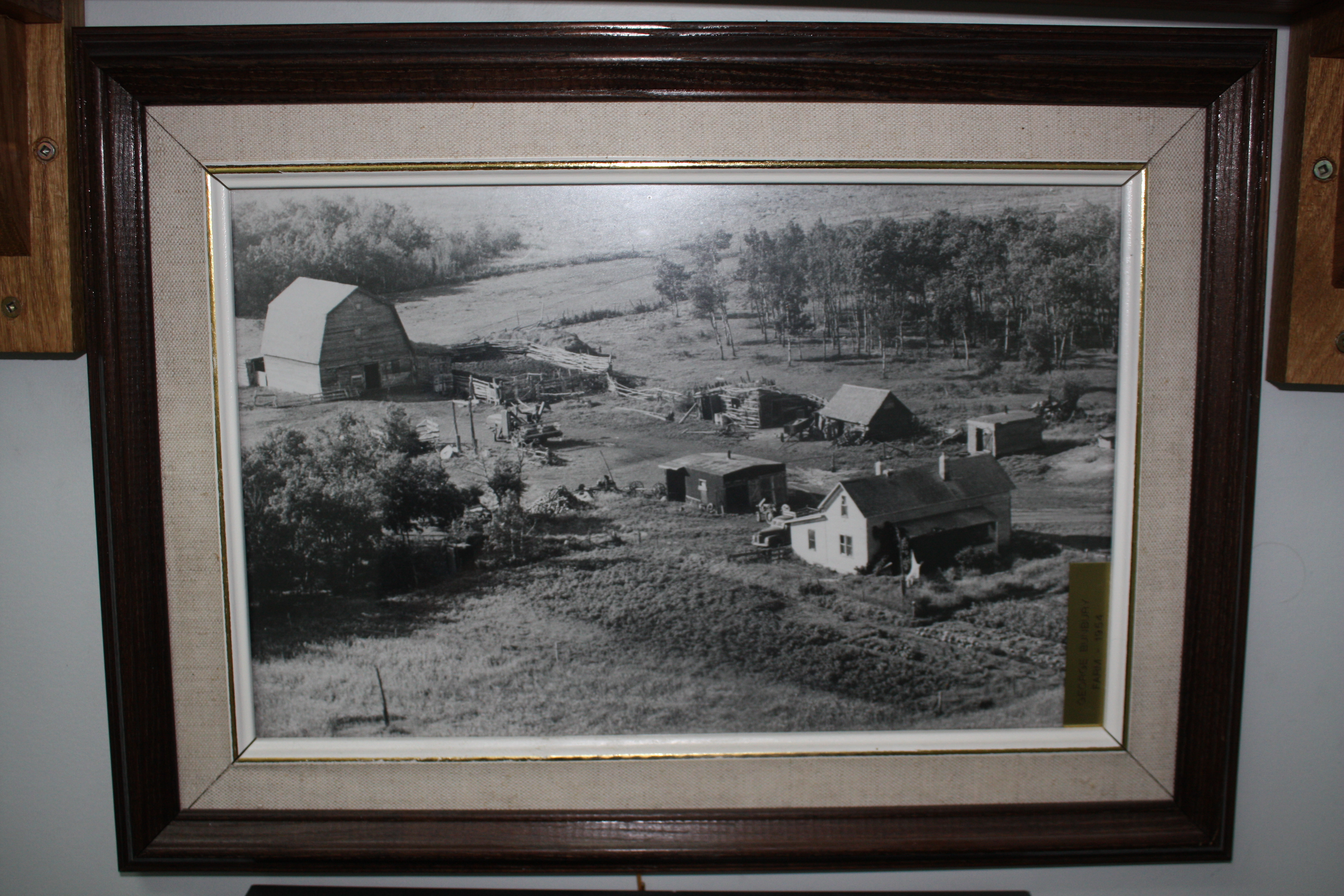 """George Bunbury Farm"" Linked To: <a href="